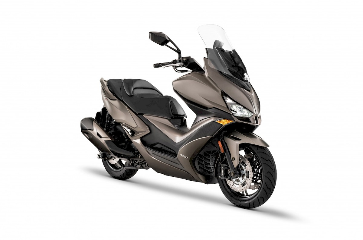 Image of KYMCO XCITING