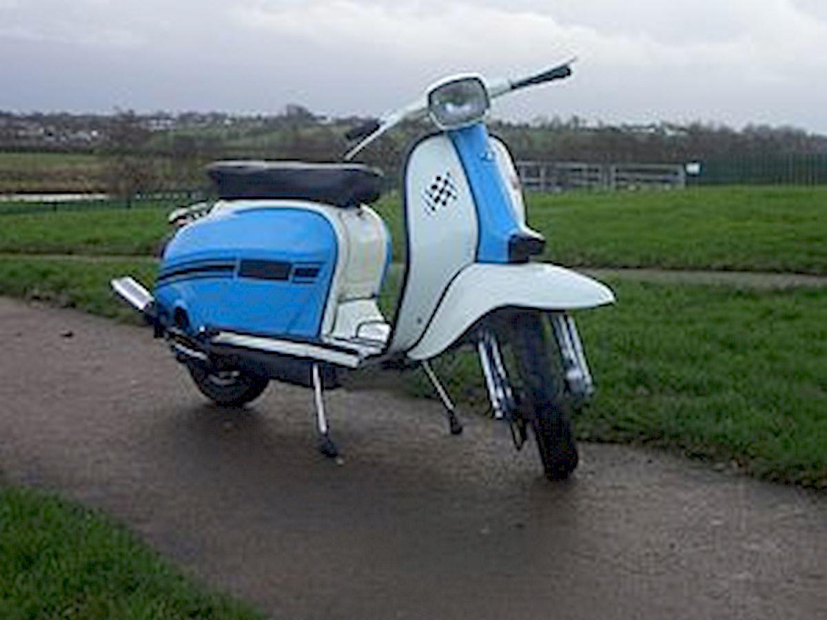Image of LAMBRETTA GP 150
