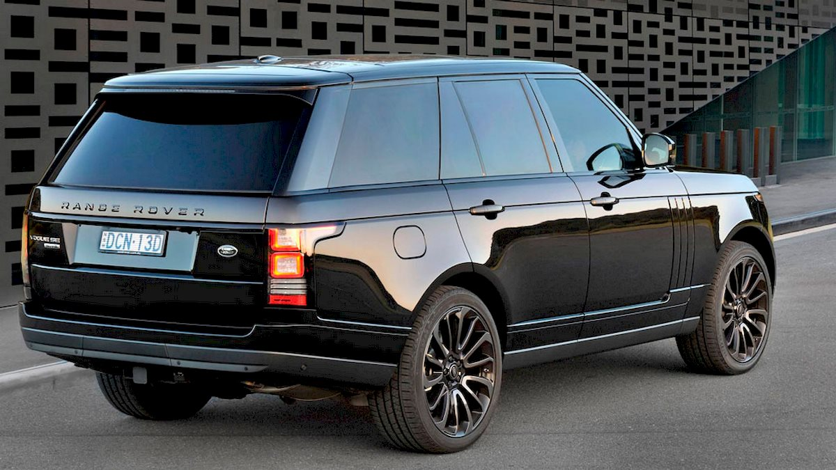 Image of LAND-ROVER RANGE-ROVER
