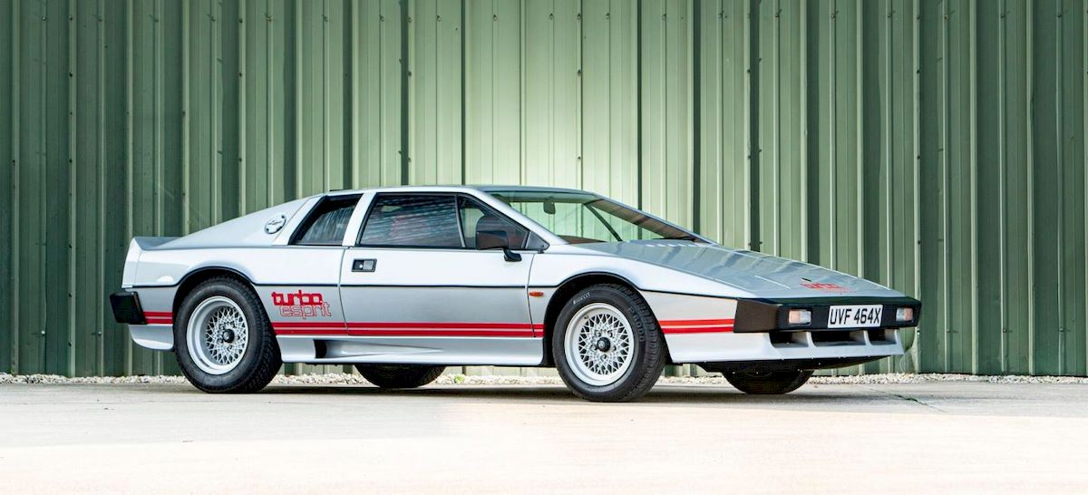 Image of LOTUS ESPRIT
