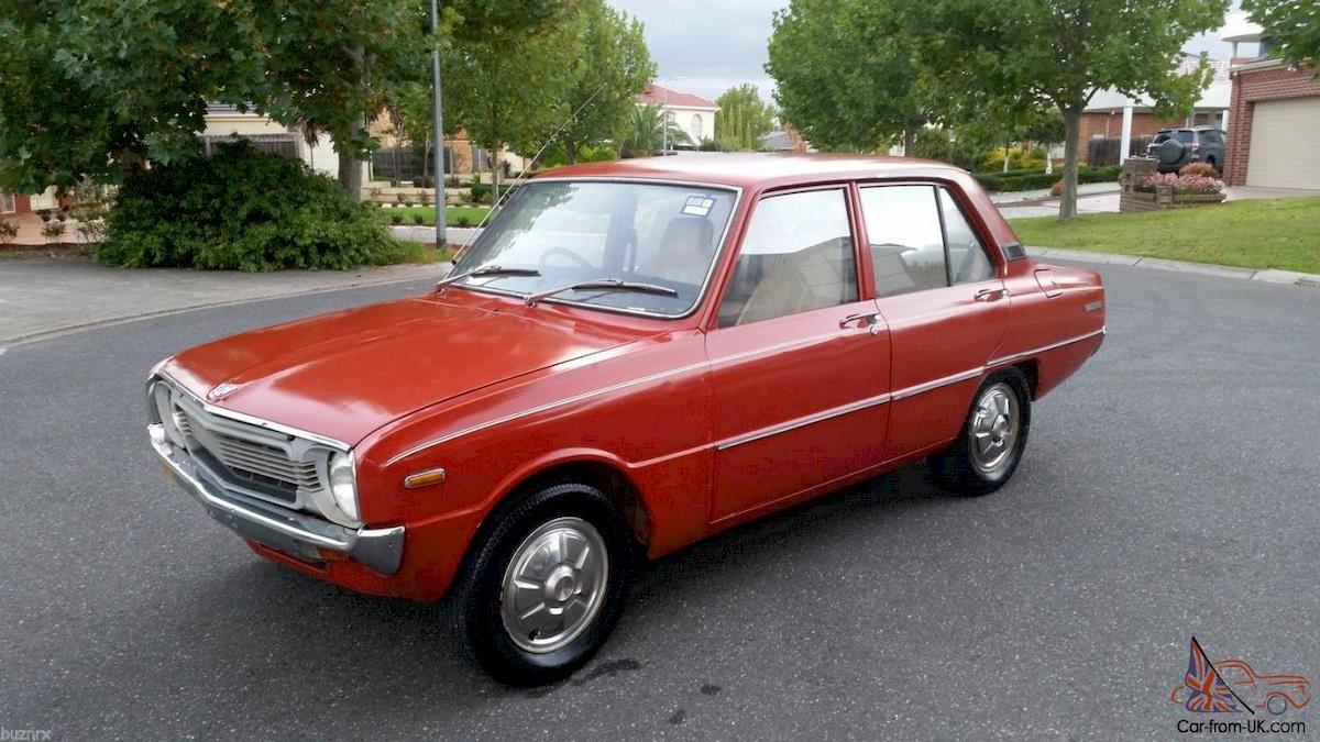 Image of MAZDA 1300