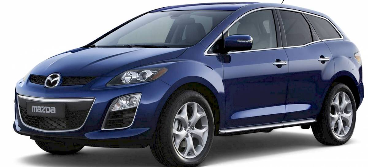 Image of MAZDA CX7