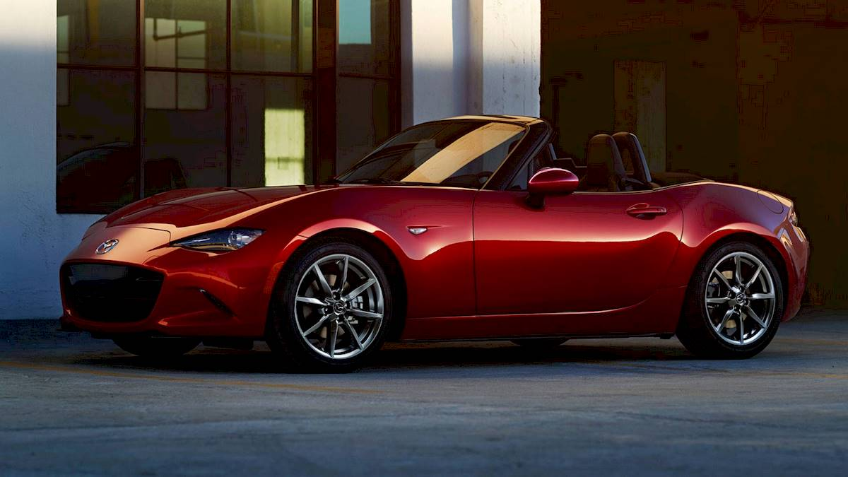 Image of MAZDA MX5