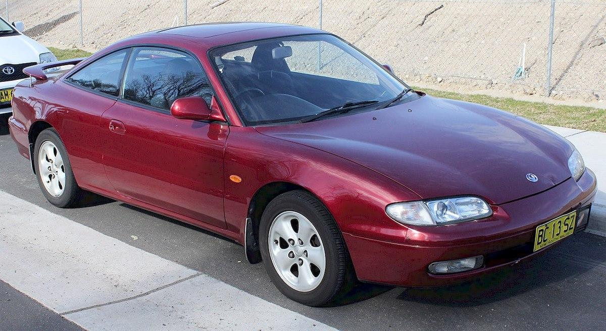 Image of MAZDA MX6
