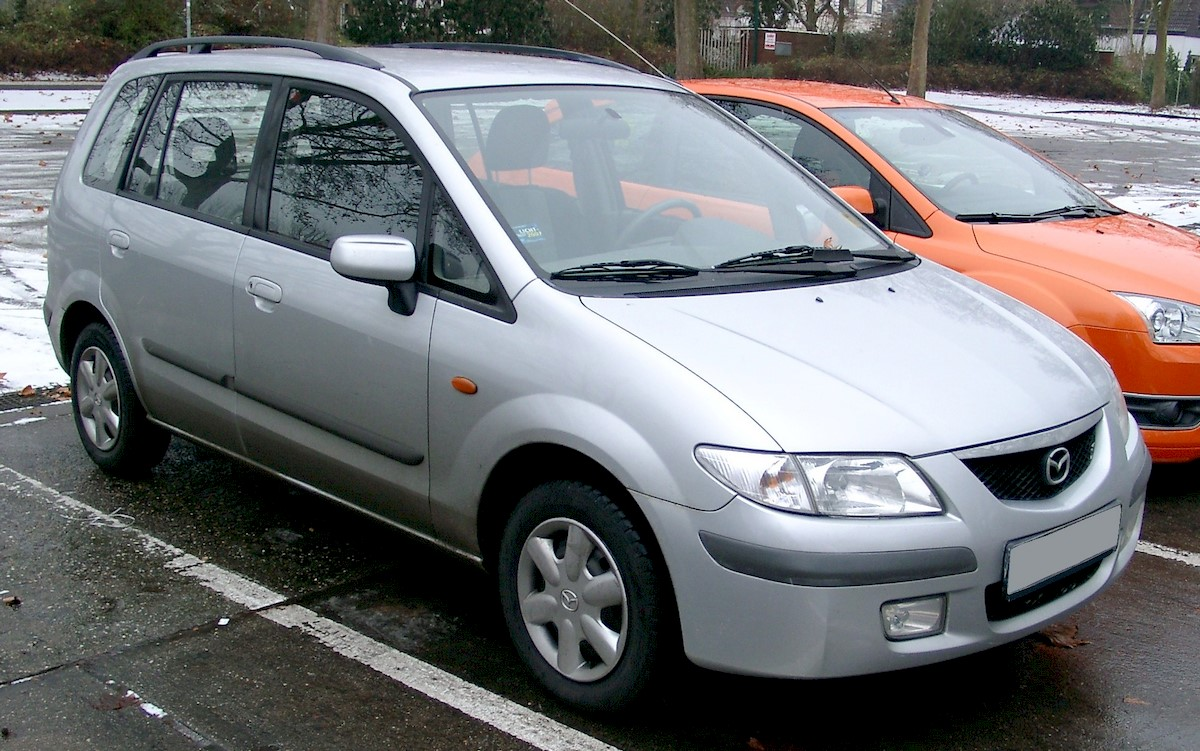 Image of MAZDA PREMACY