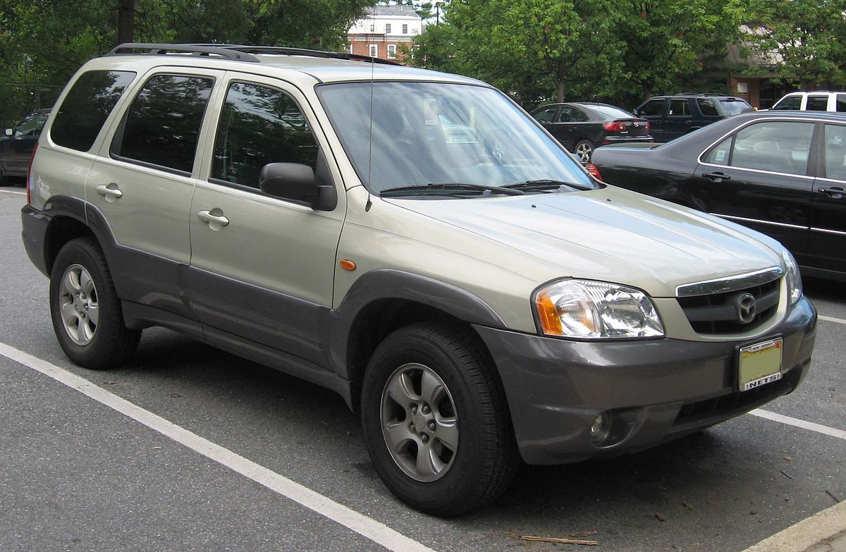 Image of MAZDA TRIBUTE