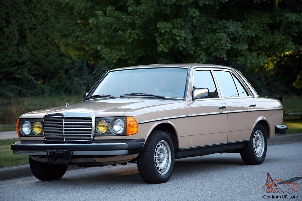 Image of MERCEDES-BENZ 300-SERIES