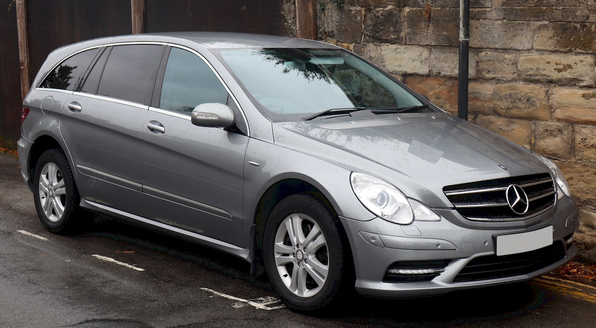 Image of MERCEDES-BENZ R-CLASS