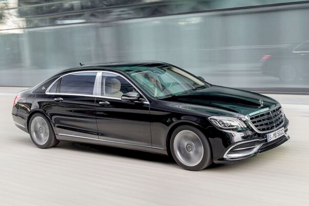 Image of MERCEDES-BENZ S-CLASS