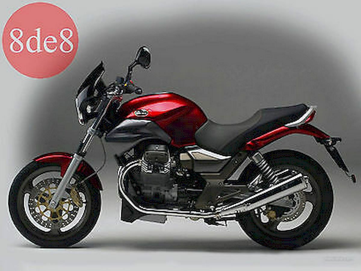 Image of MOTO GUZZI BREVA 750