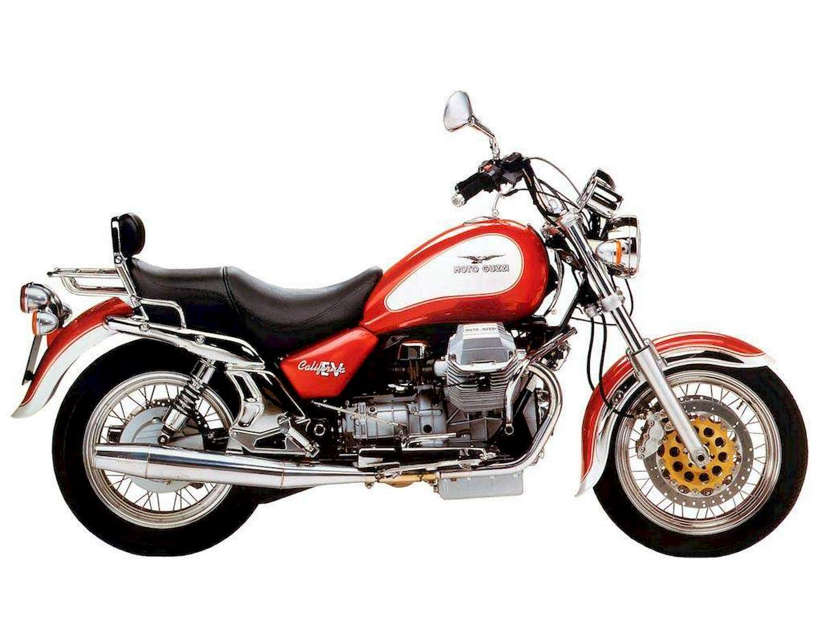 Image of MOTO GUZZI CALIFORNIA 1100