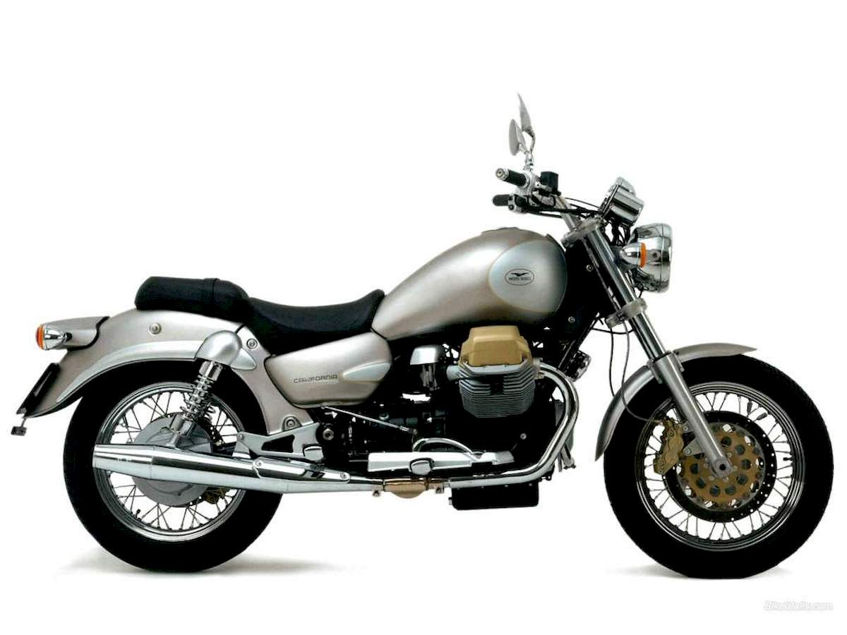 Image of MOTO GUZZI CALIFORNIA ALUMINIUM
