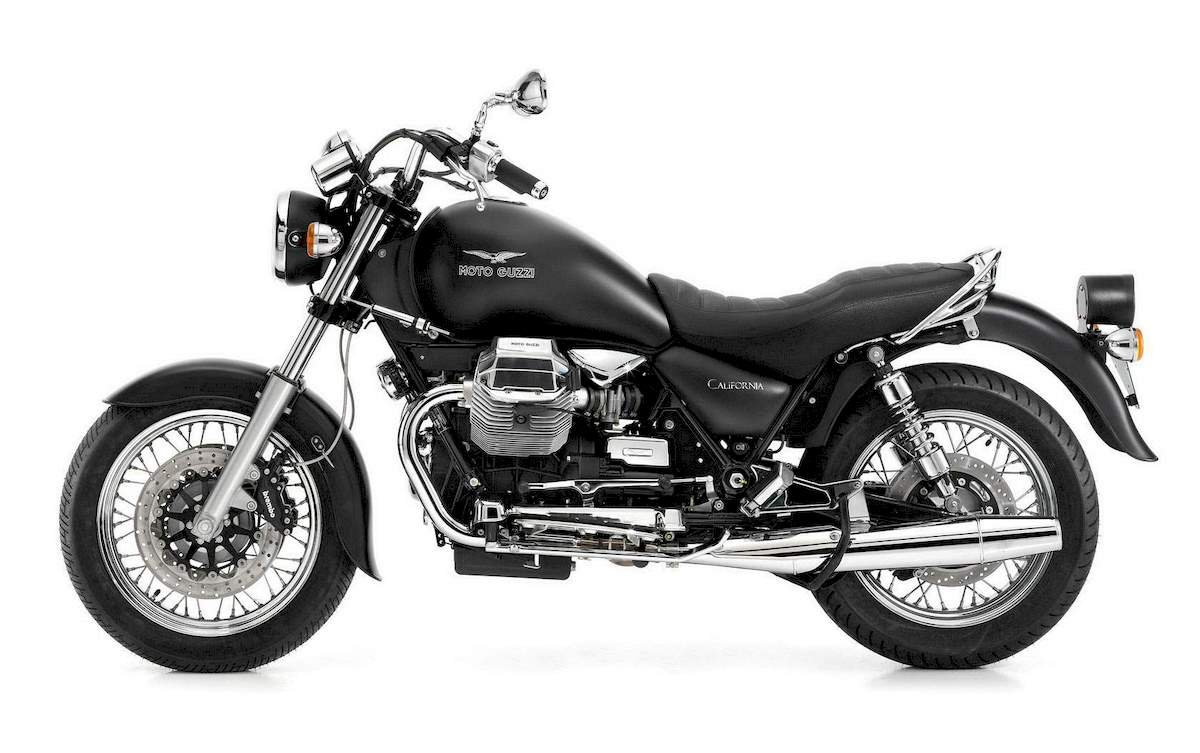 Image of MOTO GUZZI CALIFORNIA BLACK EAGLE