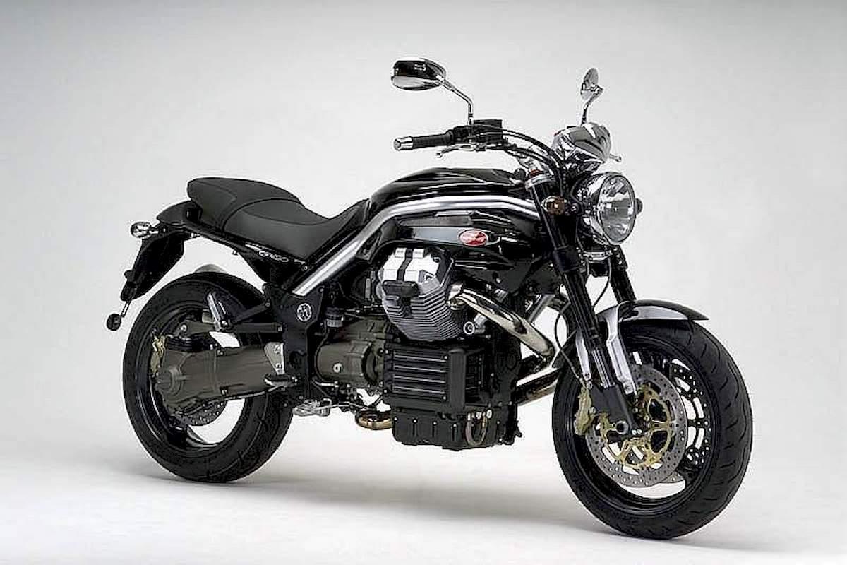 Image of MOTO GUZZI GRISO 1100