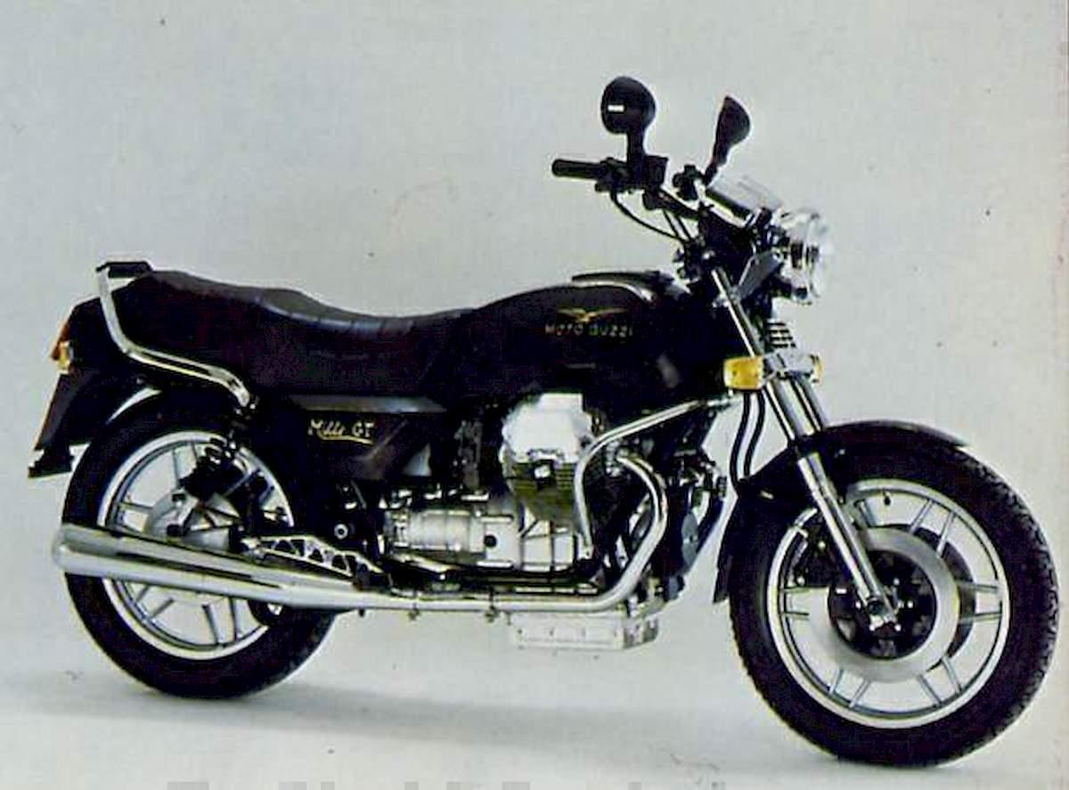 Image of MOTO GUZZI MILLE GT