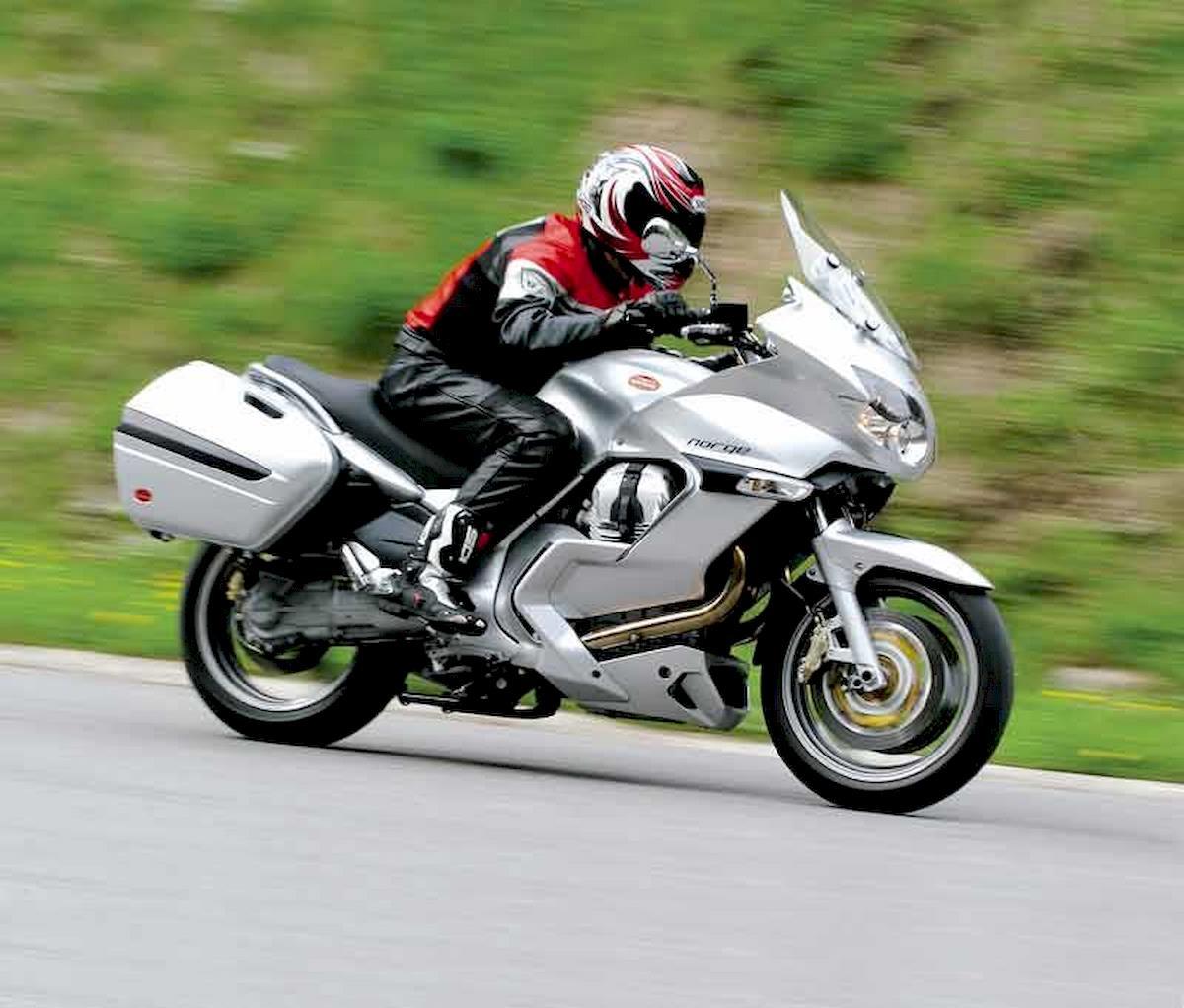 Image of MOTO GUZZI NORGE 1200