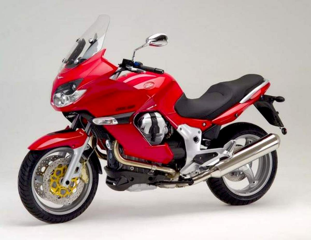 Image of MOTO GUZZI NORGE 850