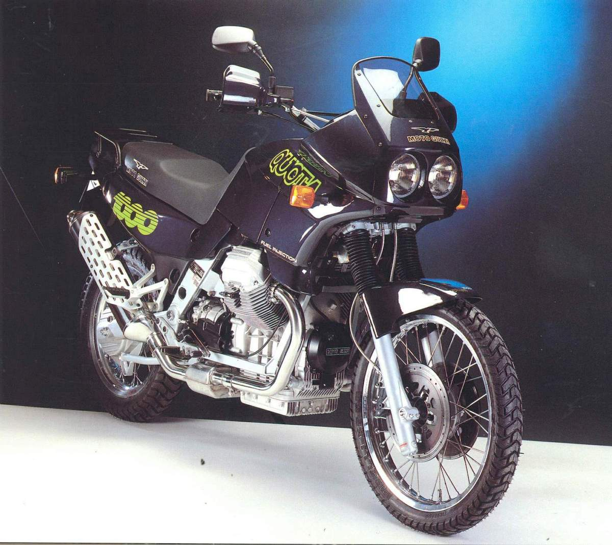 Image of MOTO GUZZI QUOTA 1000