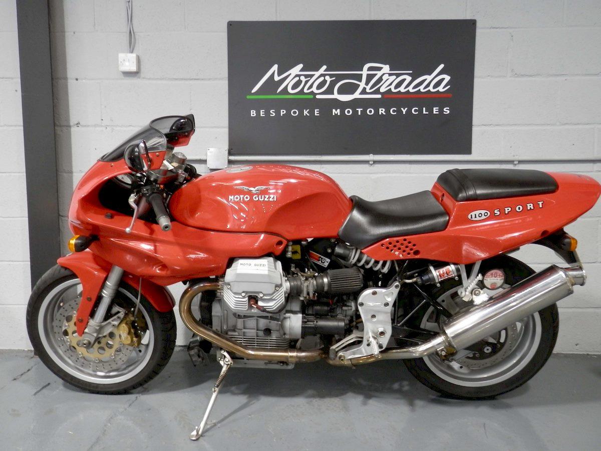 Image of MOTO GUZZI SPORT 1100