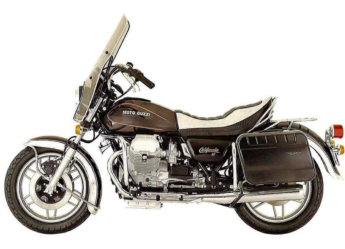 Image of MOTO GUZZI V1000 CALIFORNIA
