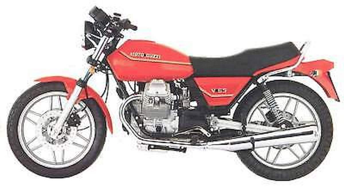 Image of MOTO GUZZI V65