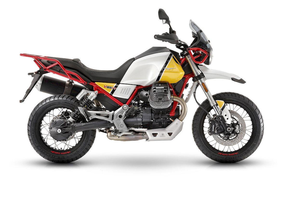 Image of MOTO GUZZI V85