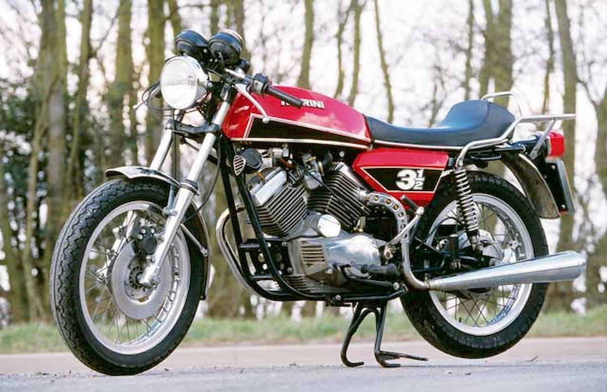 Image of MOTO MORINI 3 1-2 L