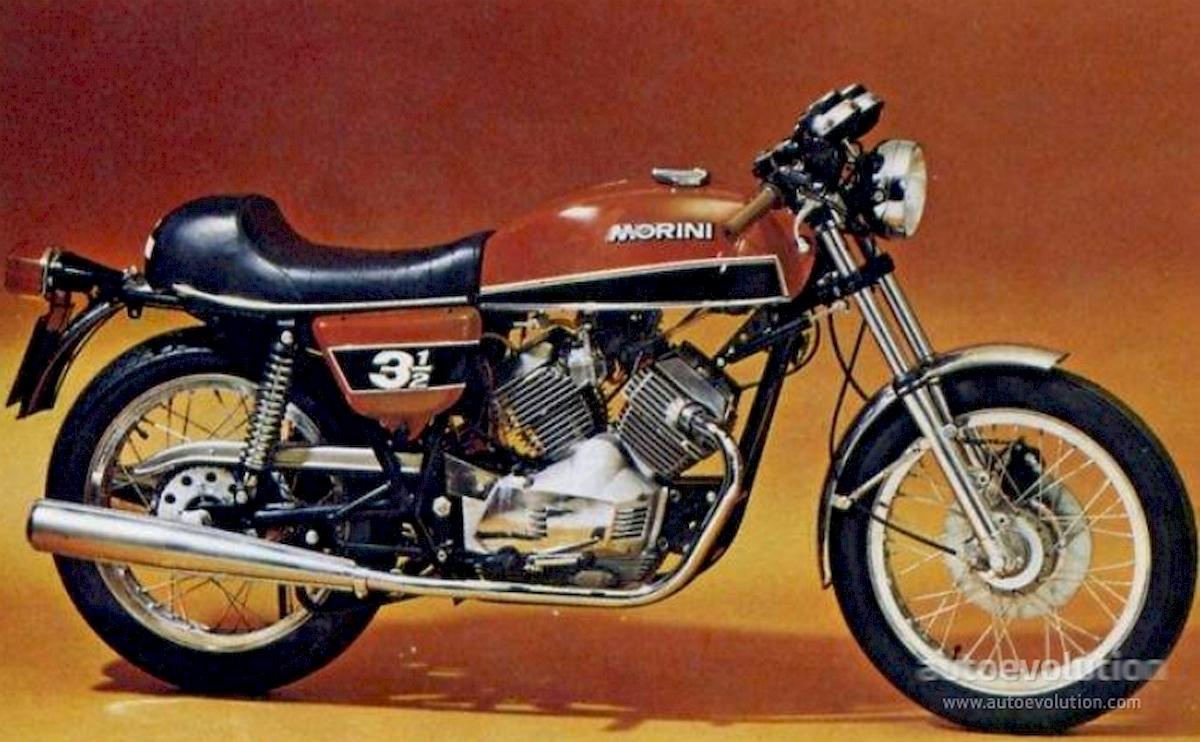 Image of MOTO MORINI 3 1-2 S