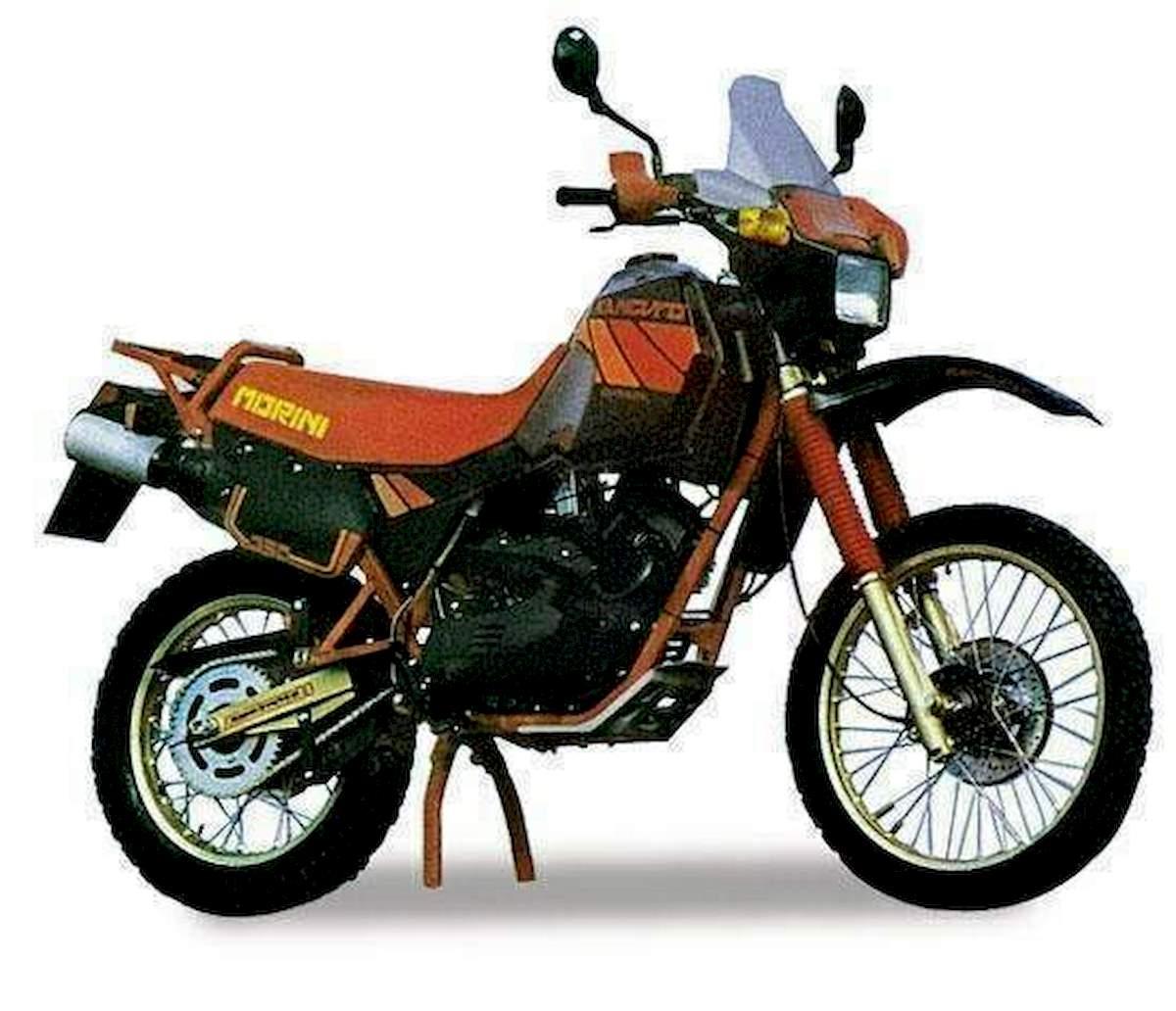 Image of MOTO MORINI 350 X3 KANGURO
