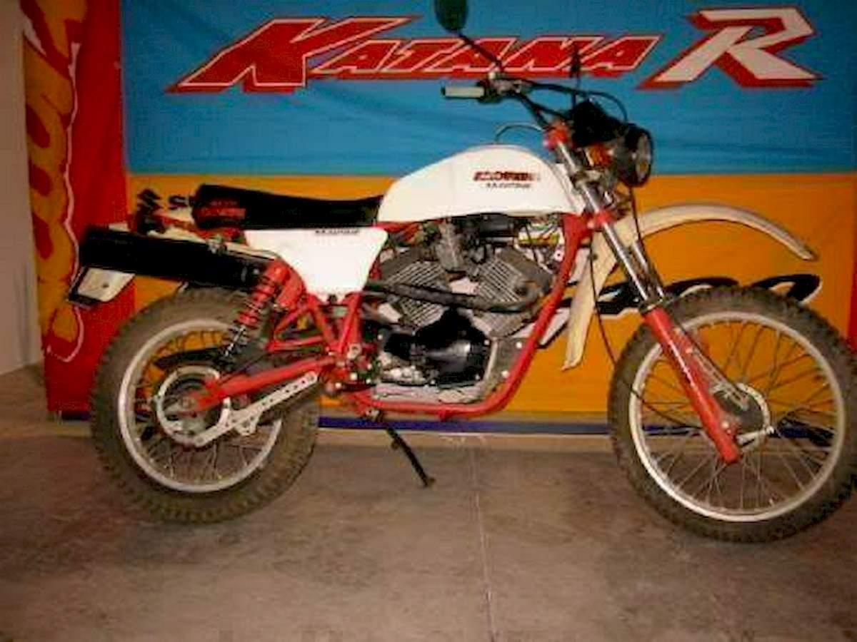 Image of MOTO MORINI 500 CAMEL