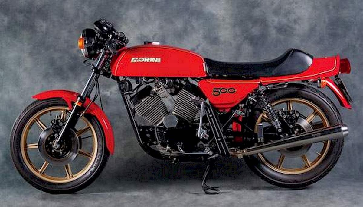Image of MOTO MORINI 500 T