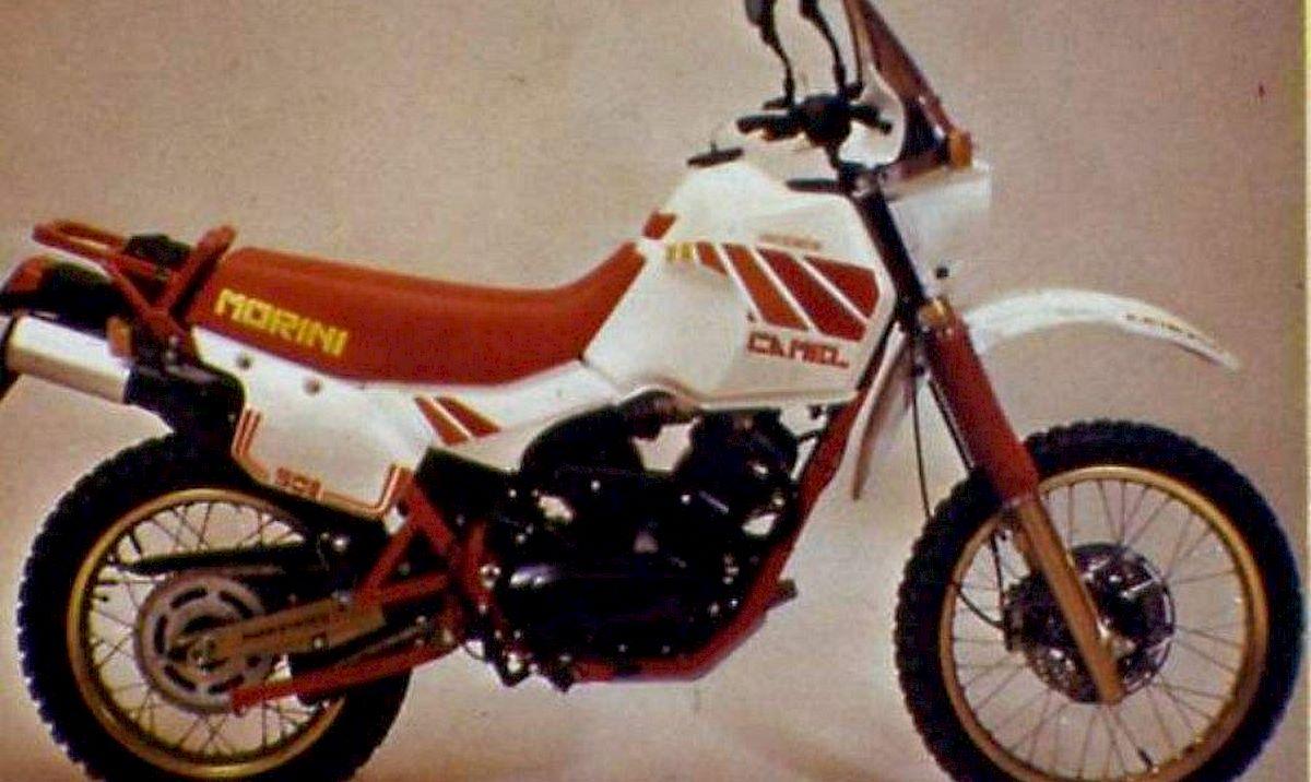 Image of MOTO MORINI 501-2 CAMEL