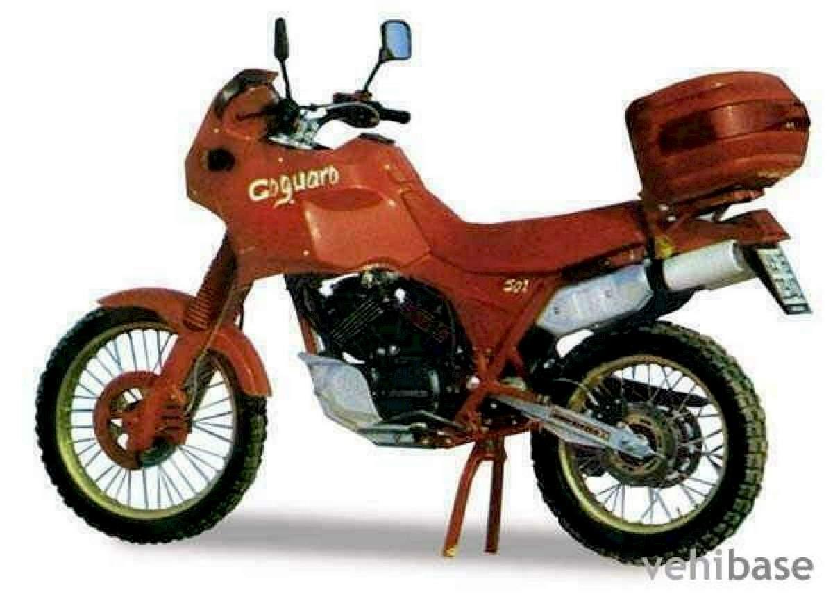 Image of MOTO MORINI 501 COGUARO