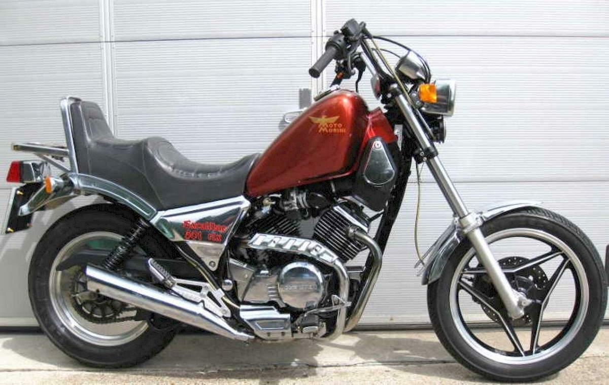 Image of MOTO MORINI 501 EXCALIBUR
