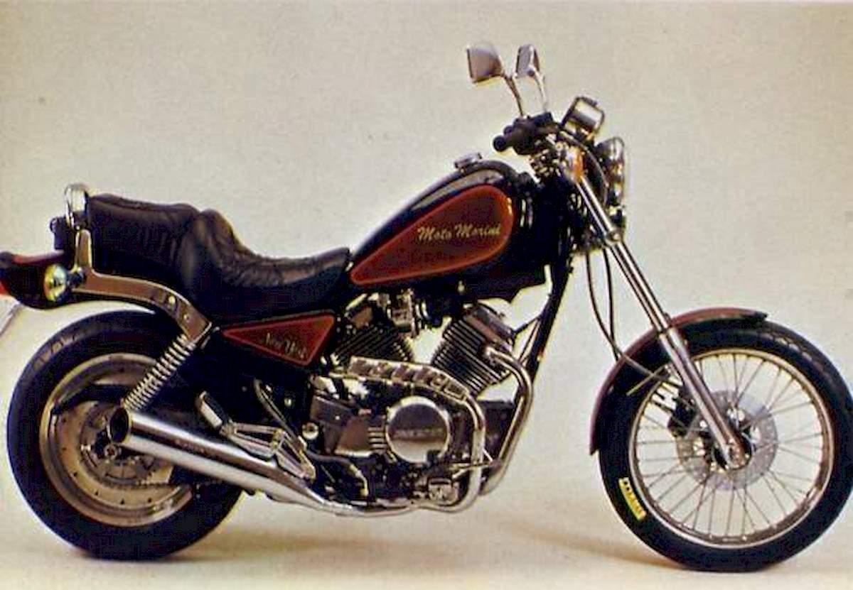 Image of MOTO MORINI 501 NEW YORK