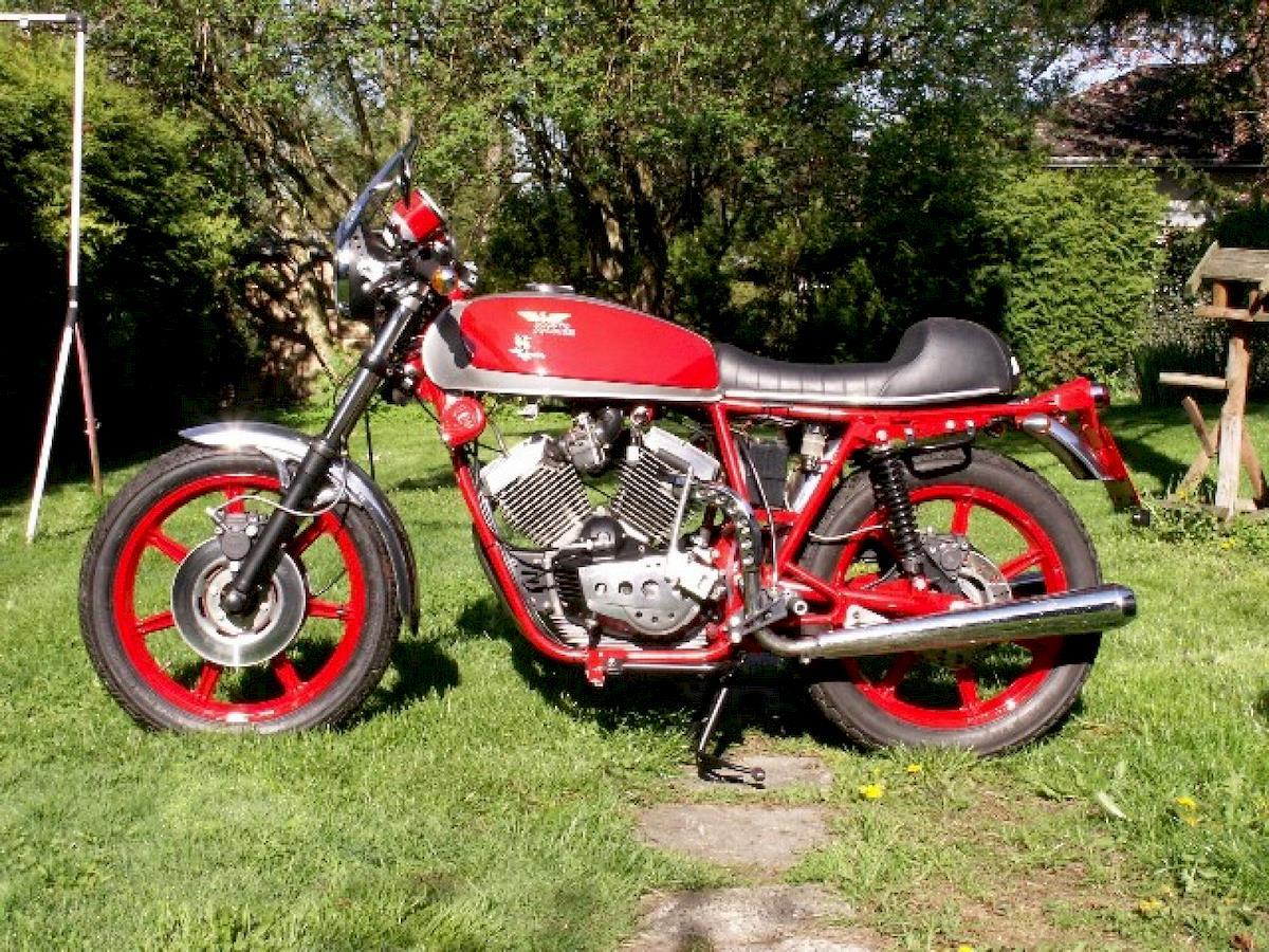 Image of MOTO MORINI AMEX 250 J