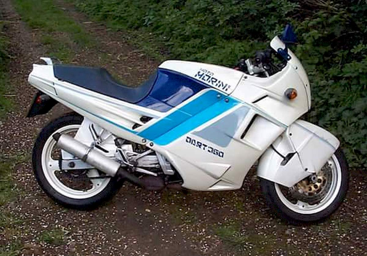 Image of MOTO MORINI DART 350
