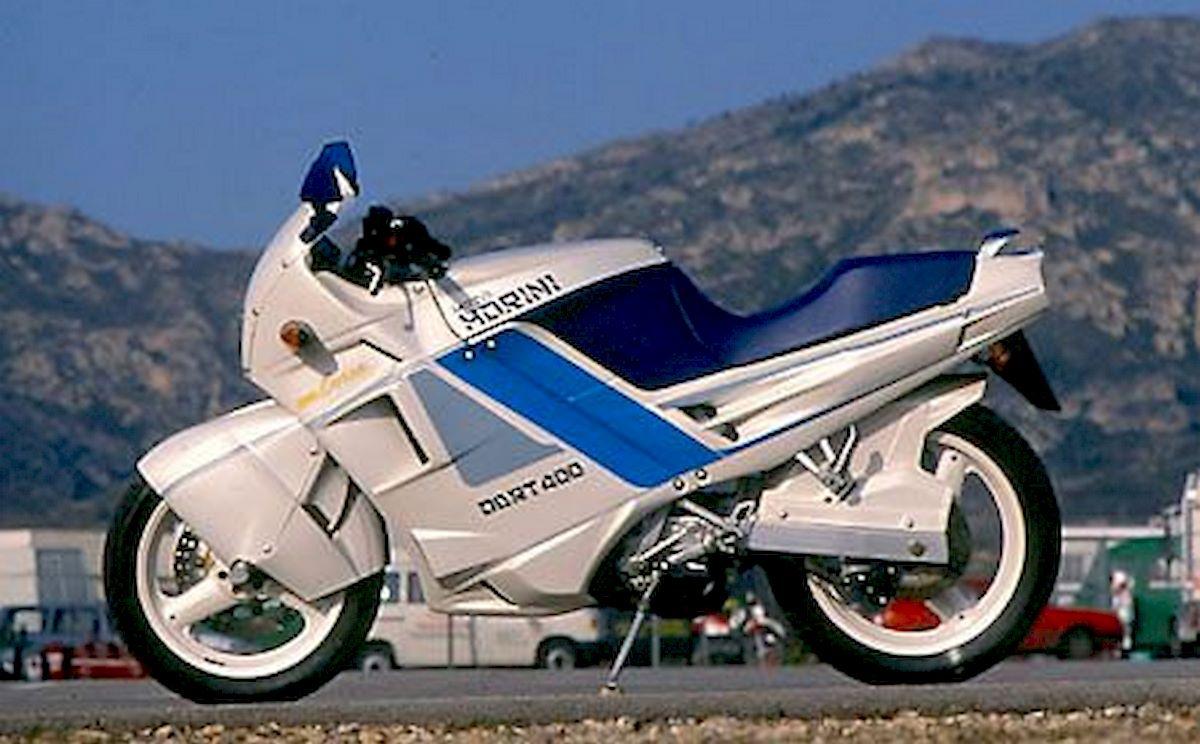 Image of MOTO MORINI DART 400