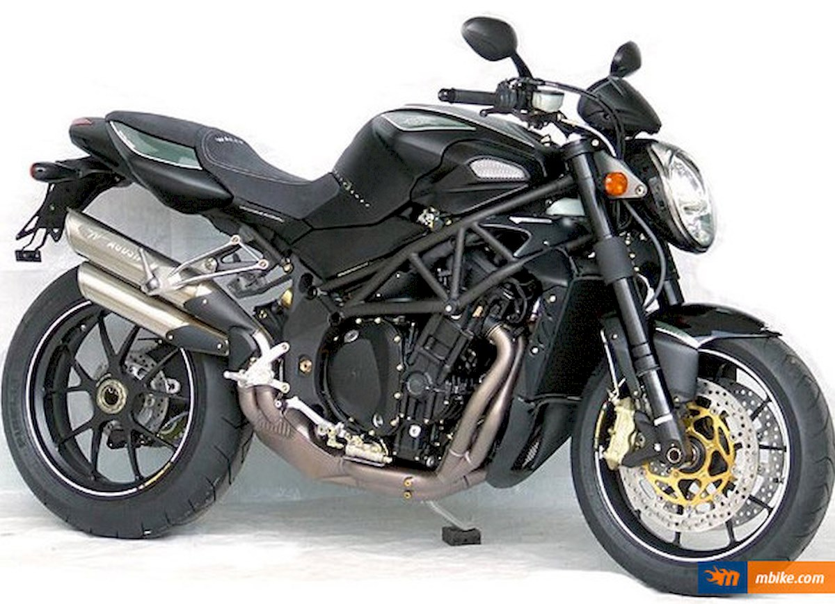 Image of MV AGUSTA BRUTALE WALLY
