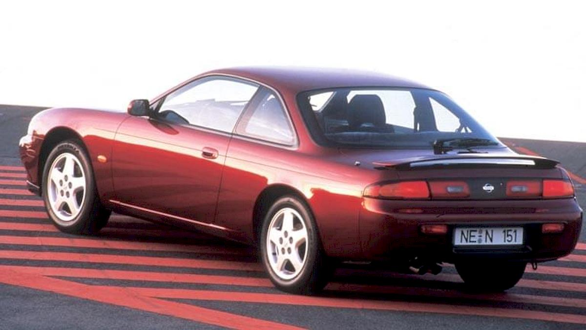 Image of NISSAN 200-SX