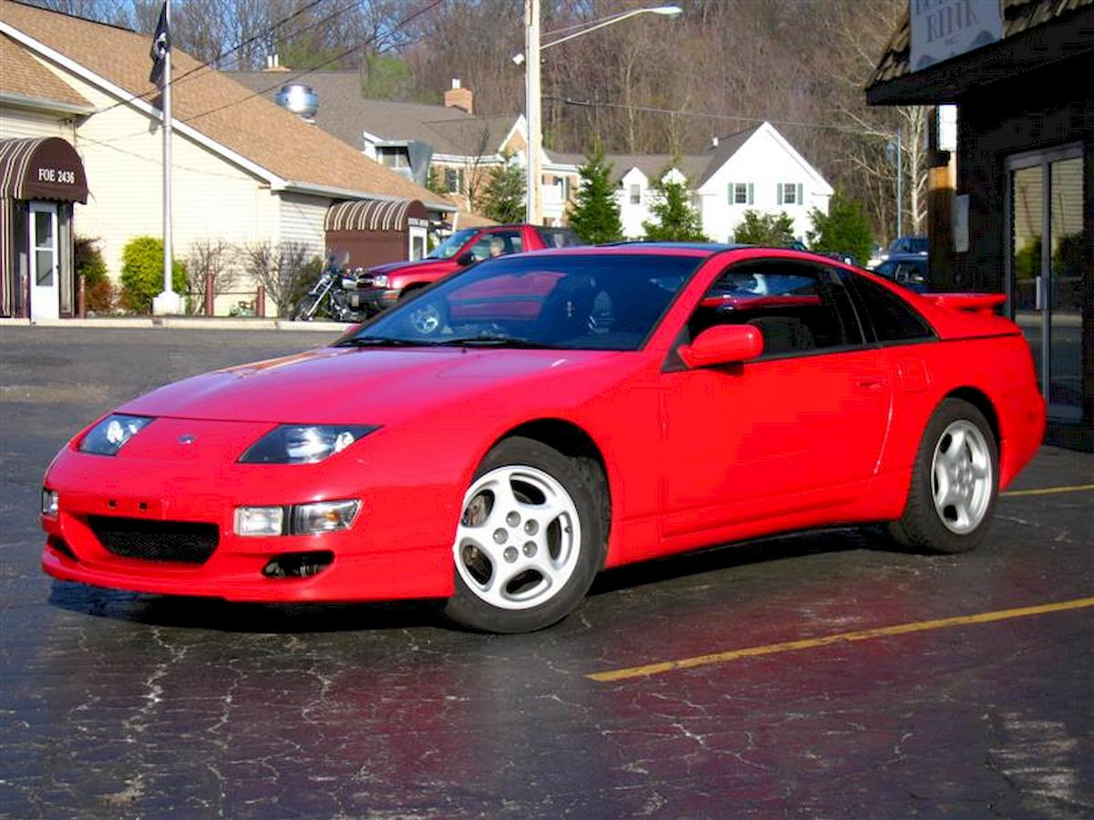 Image of NISSAN 300-ZX