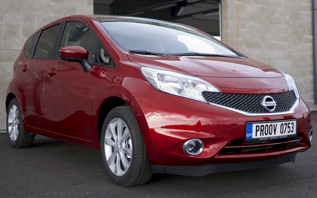 Image of NISSAN NOTE