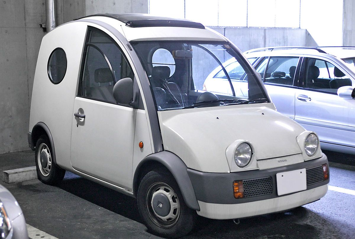 Image of NISSAN S-CARGO