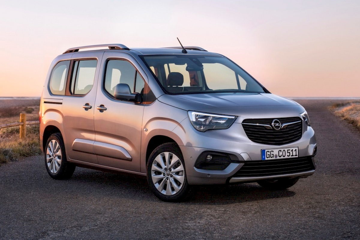 Image of OPEL COMBO