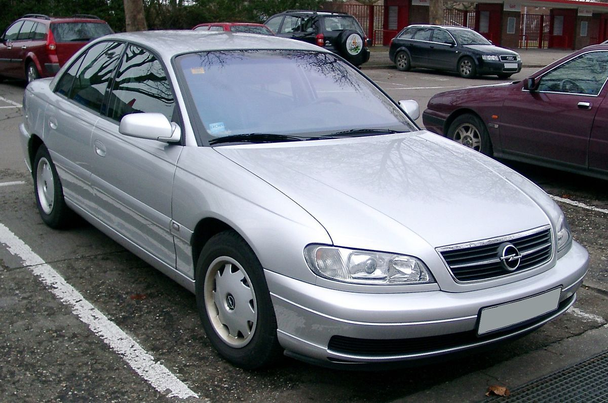 Image of OPEL OMEGA