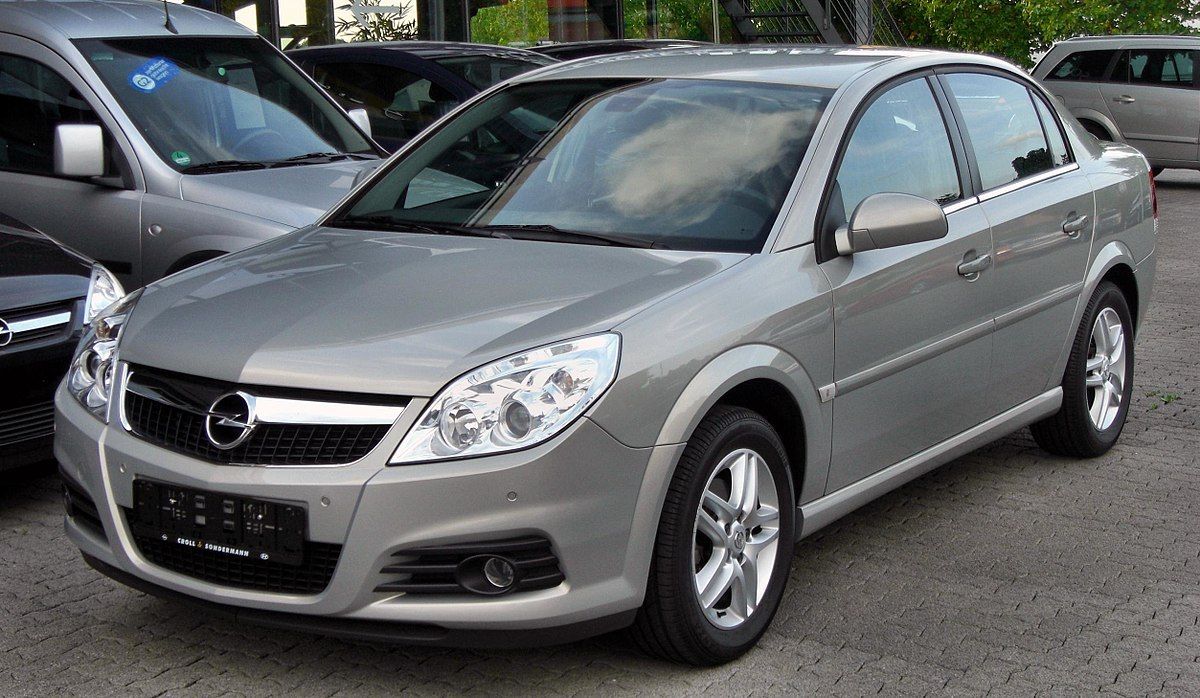 Image of OPEL VECTRA