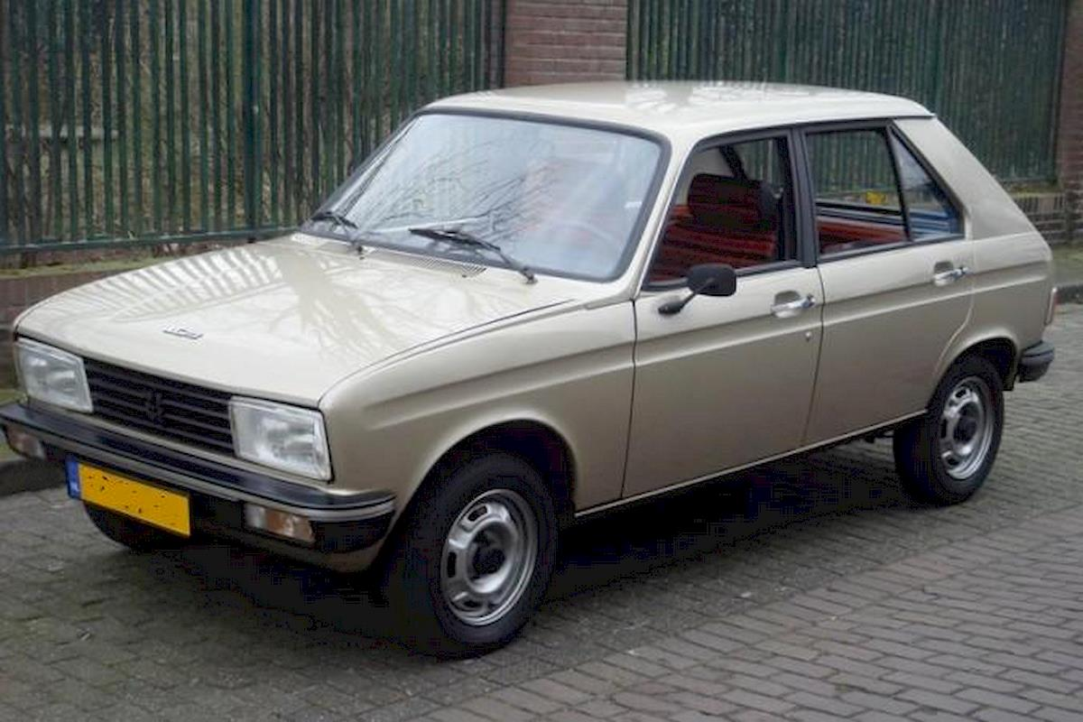 Image of PEUGEOT 104