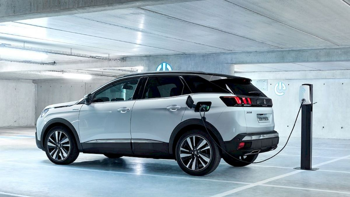 Image of PEUGEOT 3008