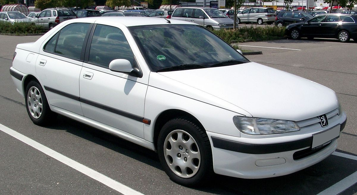 Image of PEUGEOT 406