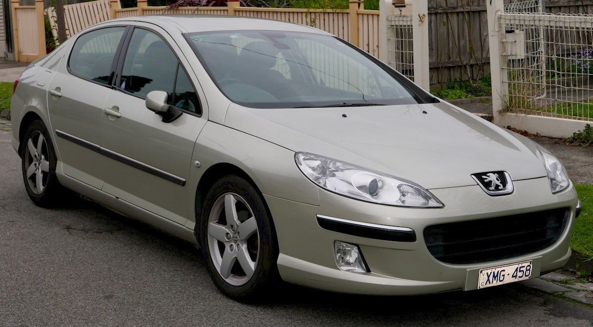 Image of PEUGEOT 407